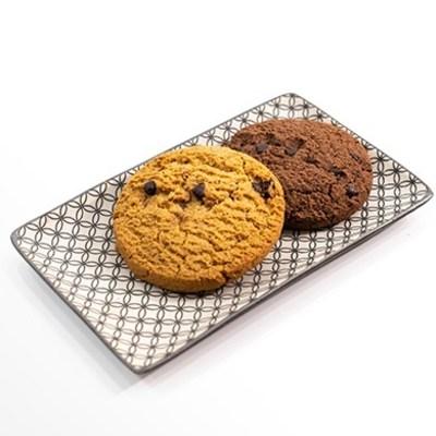 잉글랜드 칼로리낮은과자 불용성식이섬유 다이어트과자 쿠키 32g x 10개, 블랙