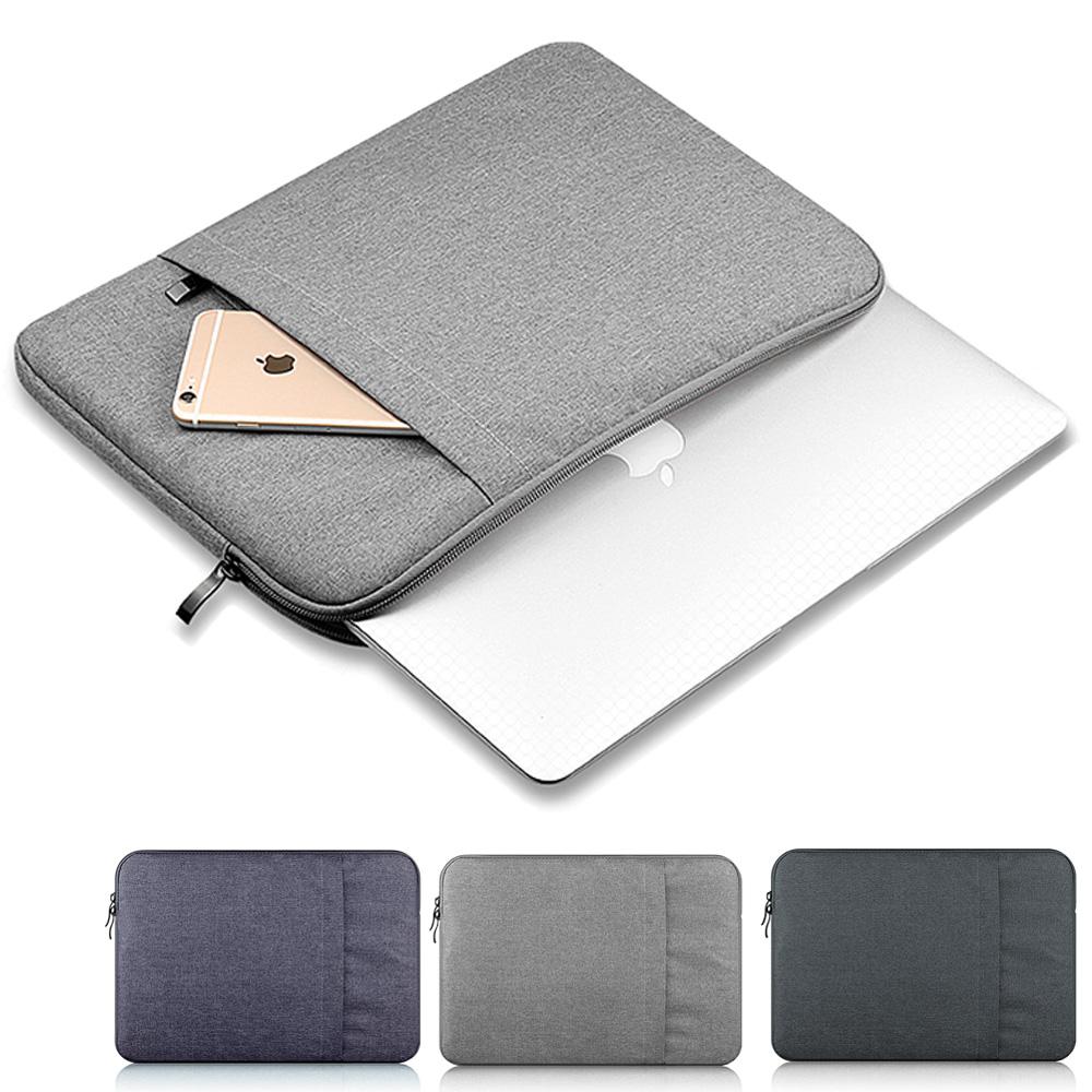 삼성 갤럭시북 S 다용도 수납 포켓 커버 파우치 가방, 그레이