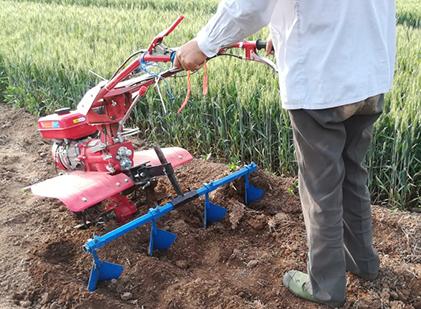 경운기 농기계 관리기 배토기 밭갈이 수확 밭작물 쟁기, 1 (POP 4789319336)