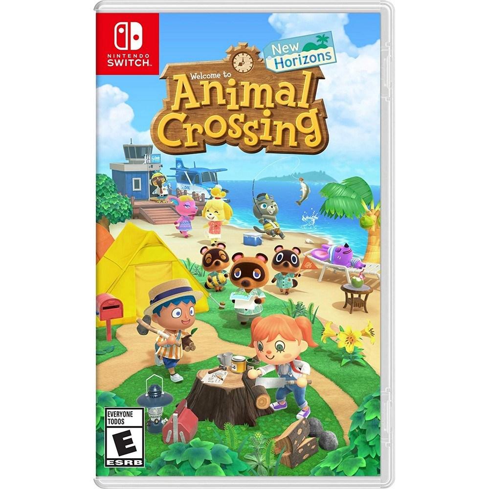 닌텐도 스위치 모여봐요 동물의 숲 Animal Crossing New Horizons, 단일 상품