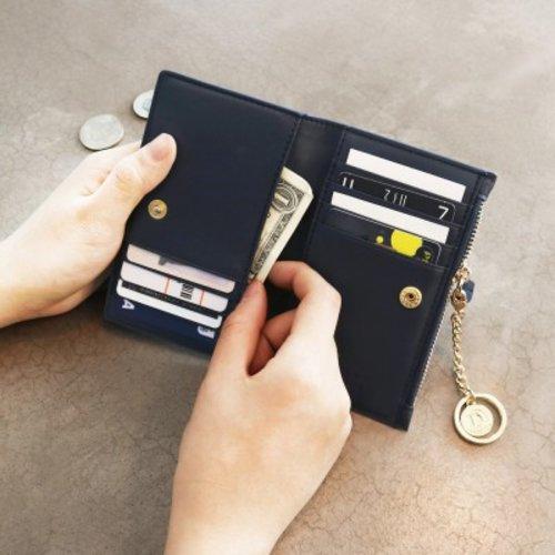 [텐바이텐] [★별자리 키링 증정] D.LAB Coin Card wallet - Navy