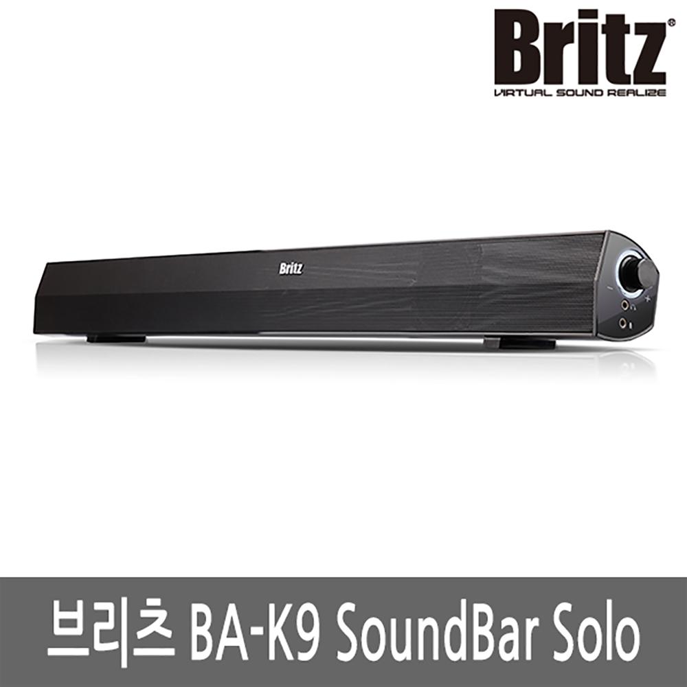 브리츠 정품 BA-K9 사운드바 솔로