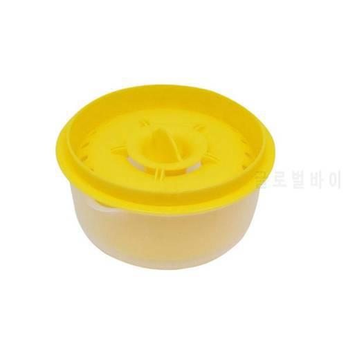 2018 고품질의 크리스탈 유용한 계란 흰자 선별기 실용 달걀 분배기와 그릇