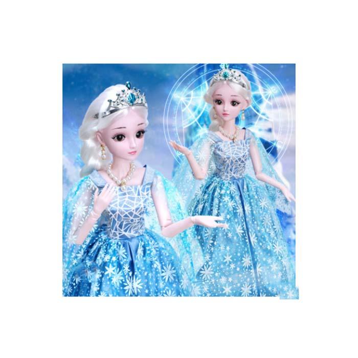 디즈니 겨울왕국2 엘사 안나 구체관절 인형 60cm 여아장난감 선물