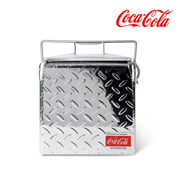 [코카콜라] 정품 올스텐 피크닉쿨러 카고/아이스박스13L, 필수선택:01 코카콜라 피크닉쿨러 올스텐 - 카고