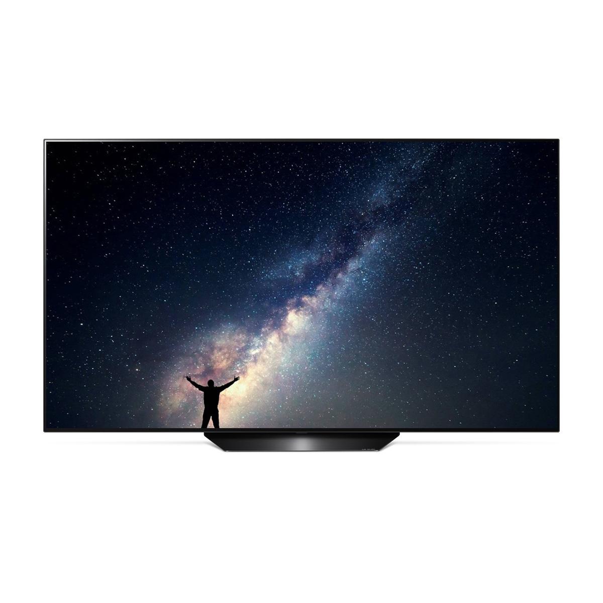 엘지 OLED TV OLED55B9FNA 138cm(55), 스탠드형, 방문설치