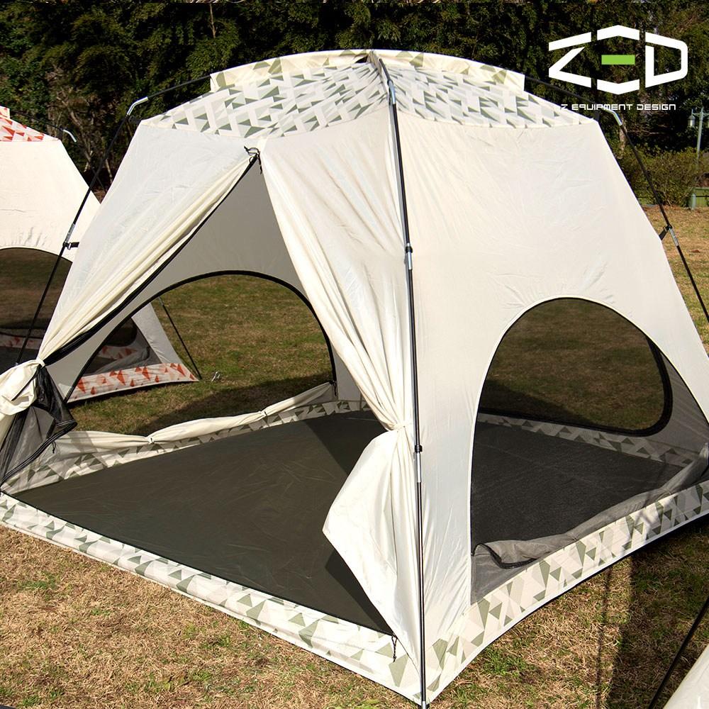 제드 그늘막 타프스크린 쉘터 하우스 나들이 텐트 WILL SCREEN, 올리브그린-8-1587926403
