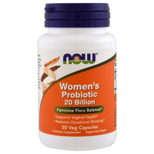 나우푸드 여성용 프로바이오틱 질유산균 200억 50개, 1개