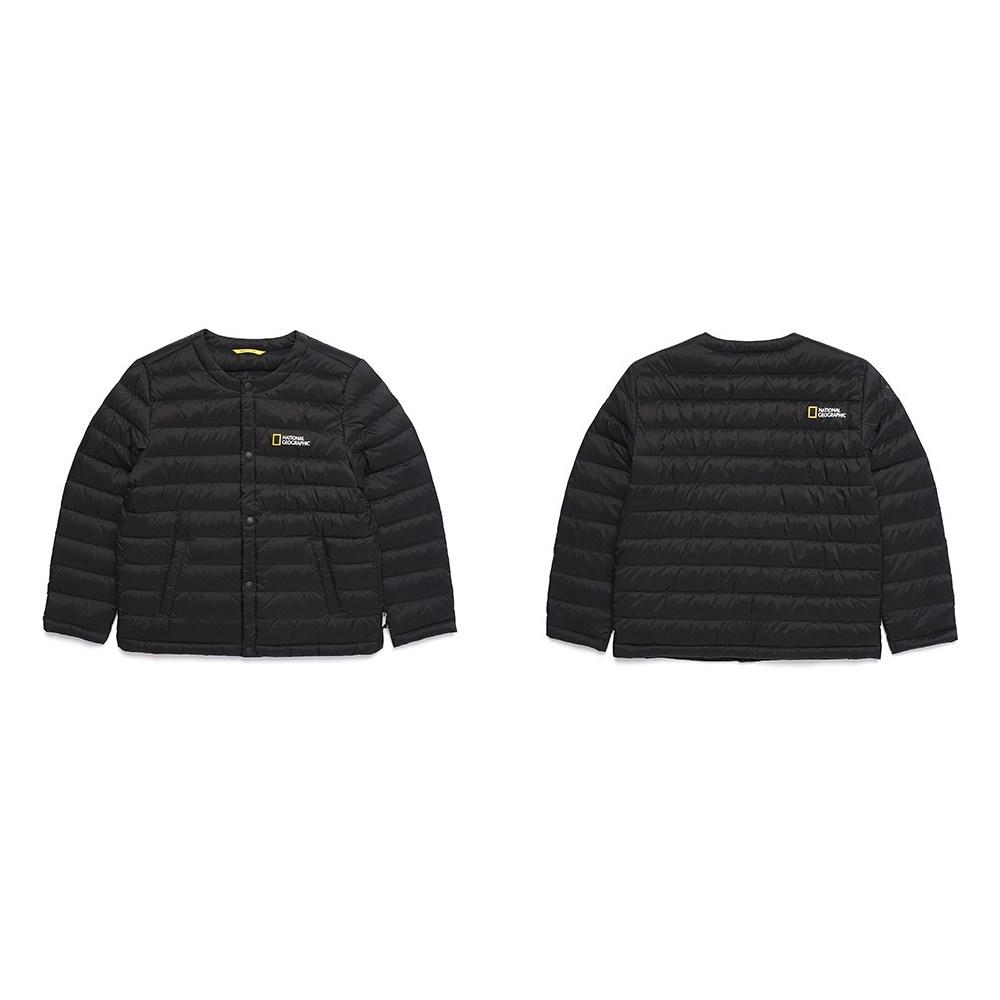 [정품매장] 내셔널지오그래픽 키즈 브레디 라이트 구스 다운 자켓 N204KDW810 턴잇업
