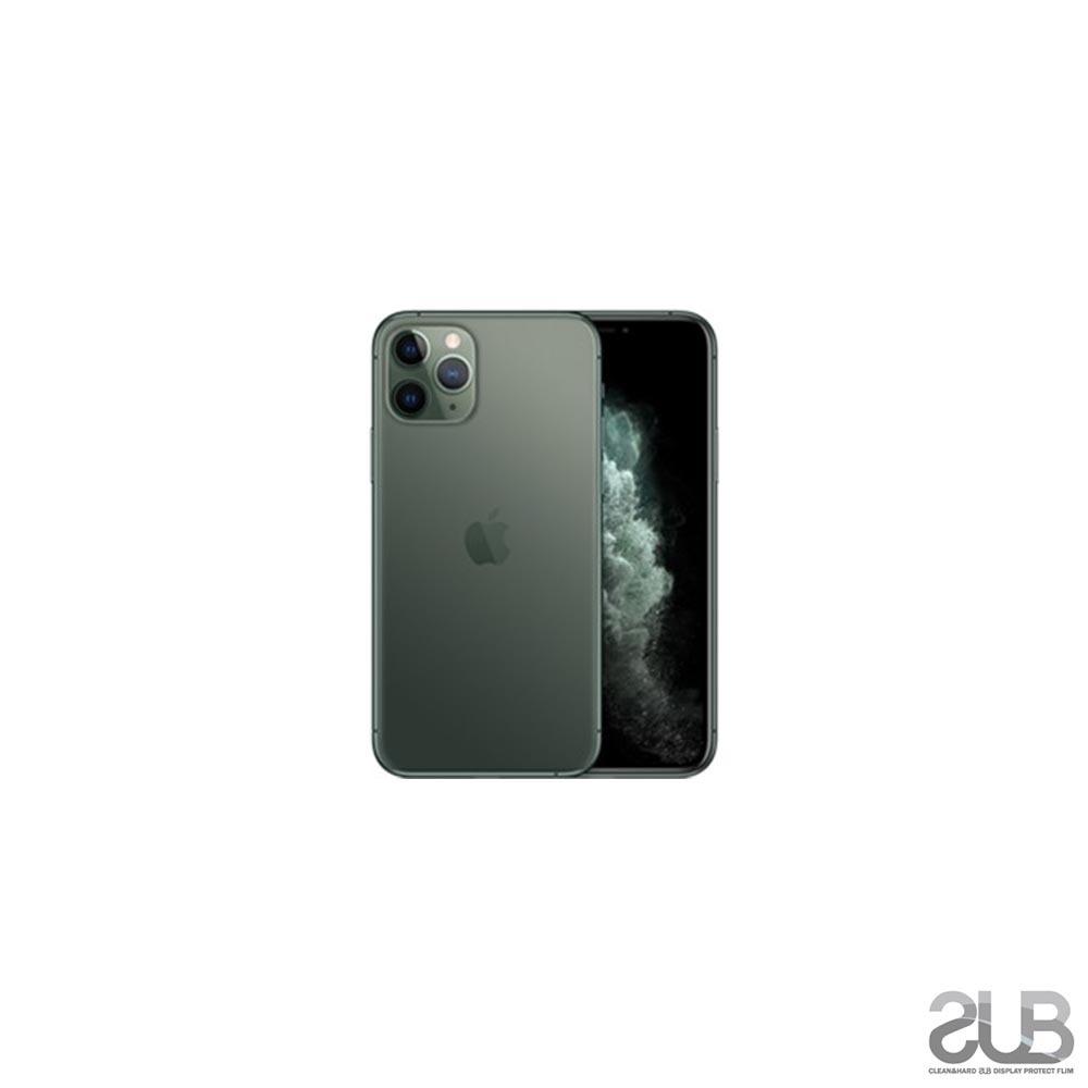 무료 SUB 아이폰 11 프로 지문방지 저반사 보호필름 2매 3개   보호필름 강화유리필름 핸드폰필름 액정보호필름