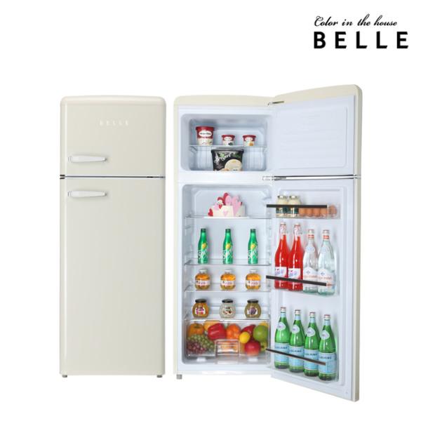 [벨] 레트로 냉장고 RD22ACM [220L/1등급], 상세 설명 참조 (POP 2021326488)
