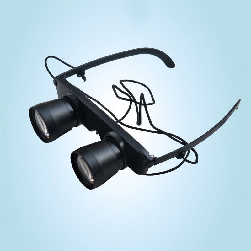 낚시 쌍안경 휴대용 낚시 망원경 줌 돋보기 망원경 야간 투시경 야외 쌍안 낚시 사냥을위한