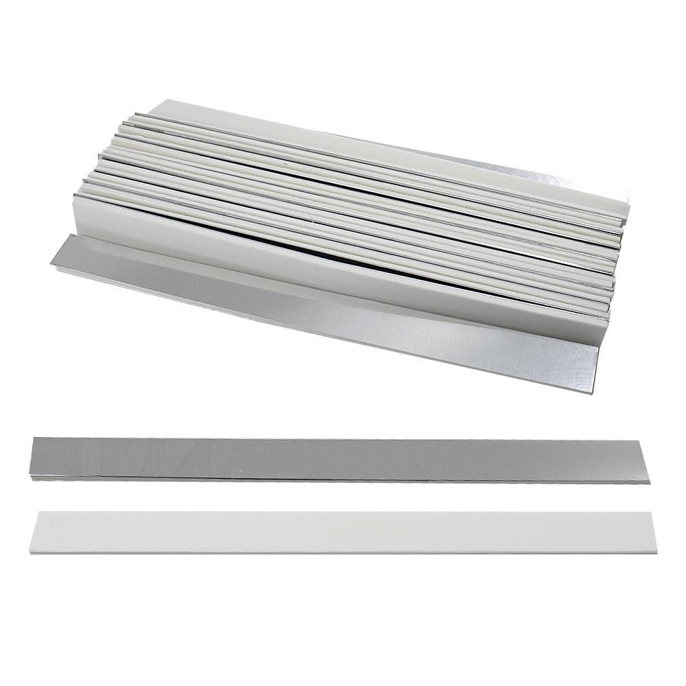 [케이솔루션] 손가락 부목 KS-0816 알루미늄 스프린트, 중형 10개
