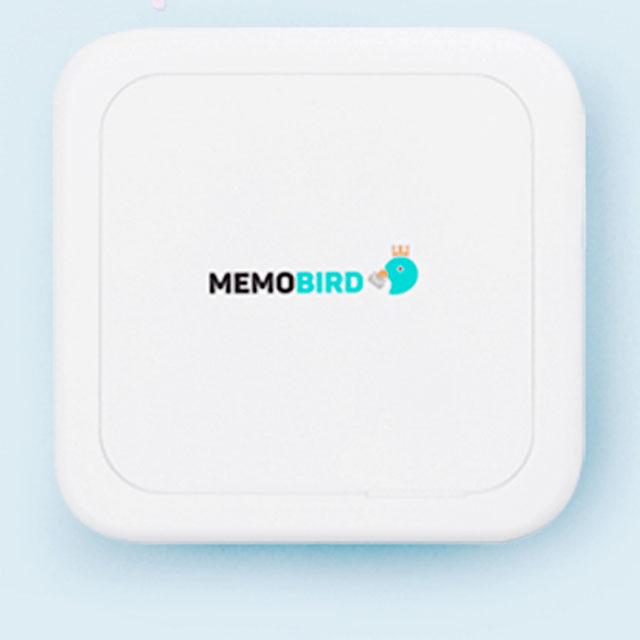 MEMOBIRD 메모버디휴대용포토프린터, 핑크-27-230009510