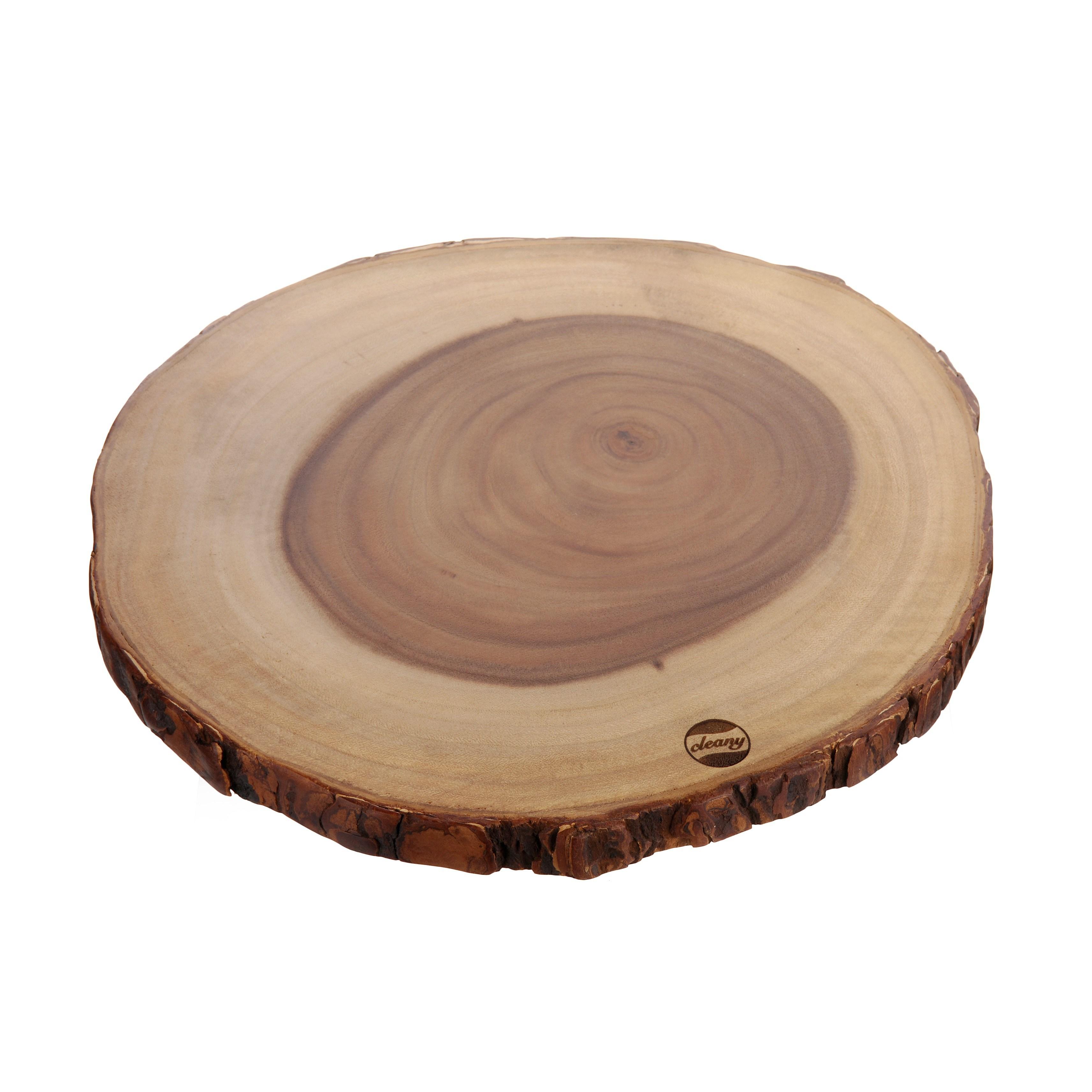소렉스 SOREX [메세] 통나무 원형도마 3가지 사이즈