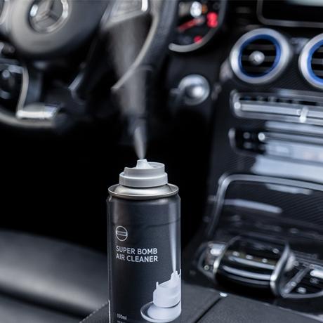 (1+1)차량용 자동차 새차 실내 집 새가구 담배 방향제 탈취제 냄새제거