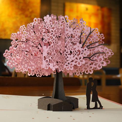 WONKING 마음을 전달할 예븐 편지지 update, 11. 벚꽃 데이트(대), 1개
