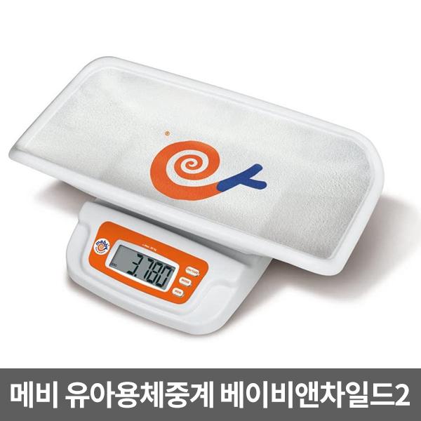 메비 유아용체중계 베이비앤차일드2 동물체중계, 단일상품, 1개