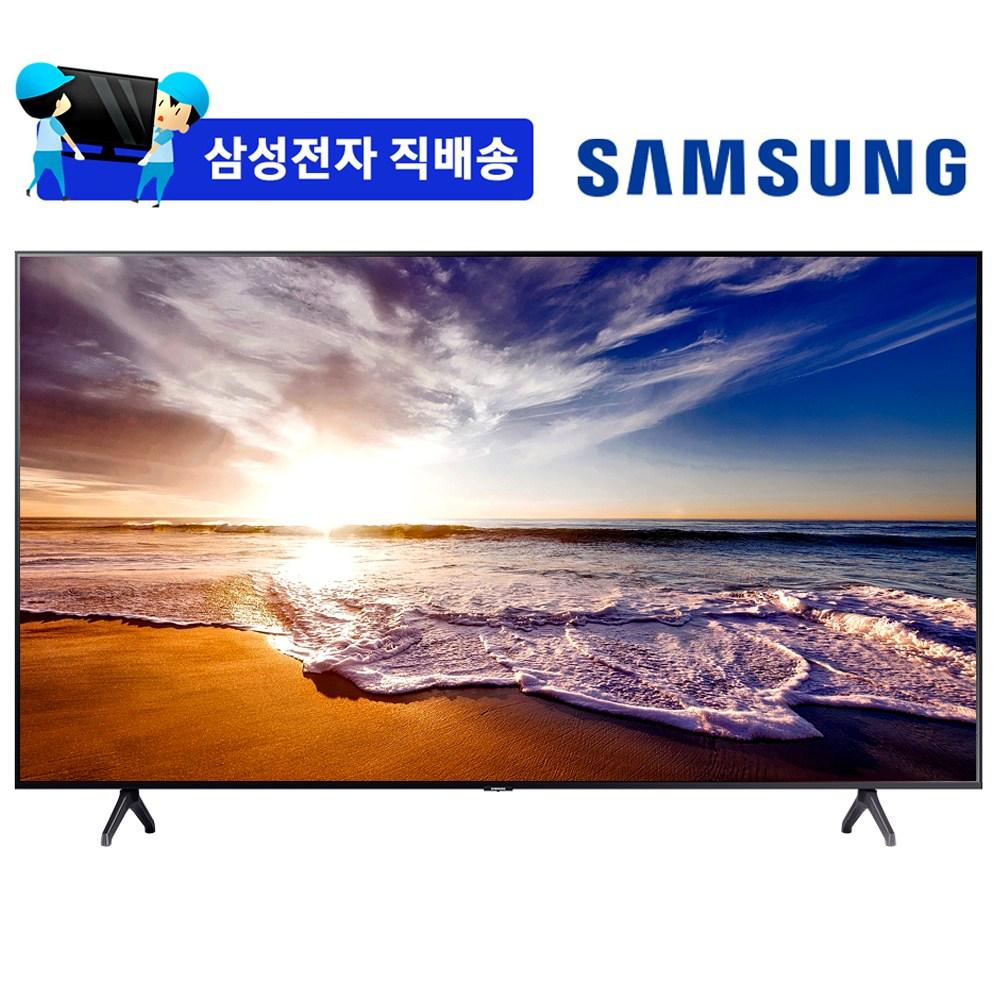 삼성전자 LH50BETHLGFXKR 크리스탈 4K UHD 사이니지TV 삼성물류 무상방문설치, 벽걸이형 (POP 4343150581)