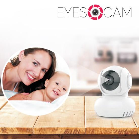 아이즈캠 화재감지 200만화소 IP카메라 가정용 홈CCTV