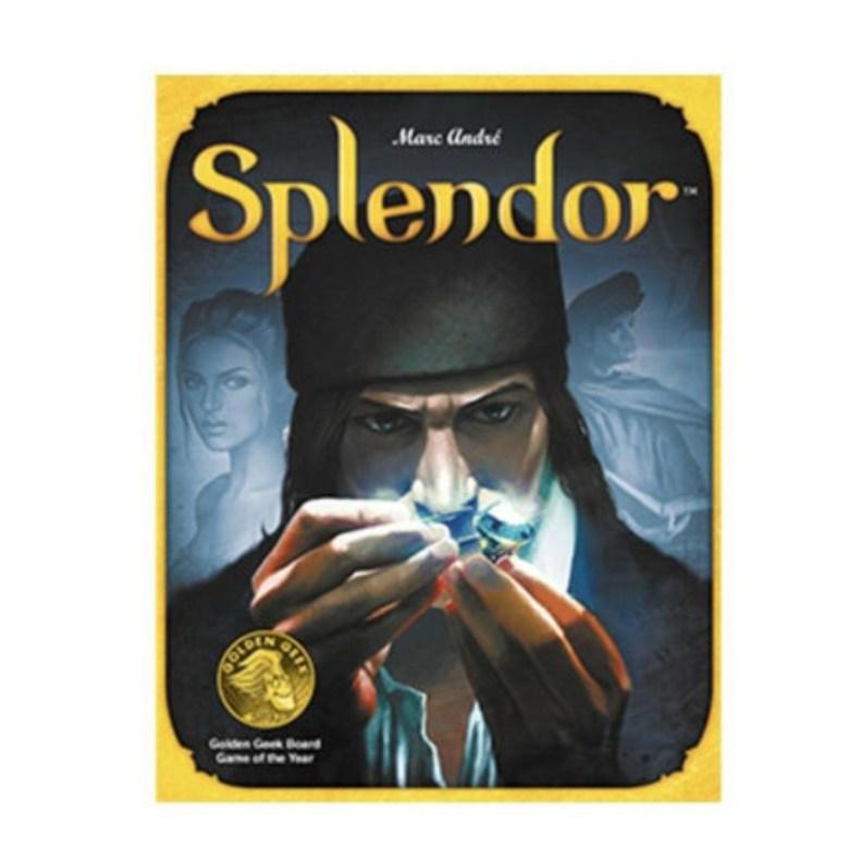 Splender 스플렌더 보드 게임 스플랜더확장판, 기본판