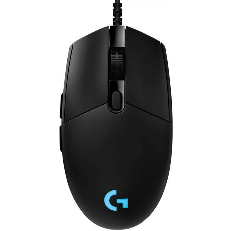로지텍 G PRO Hero Gaming Mouse-Black, 단일옵션, 단일옵션