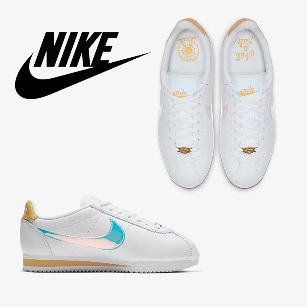 [미국] 나이키 코르테즈 홀로그램 젤 Nike Classic Cortez Gel Sneaker