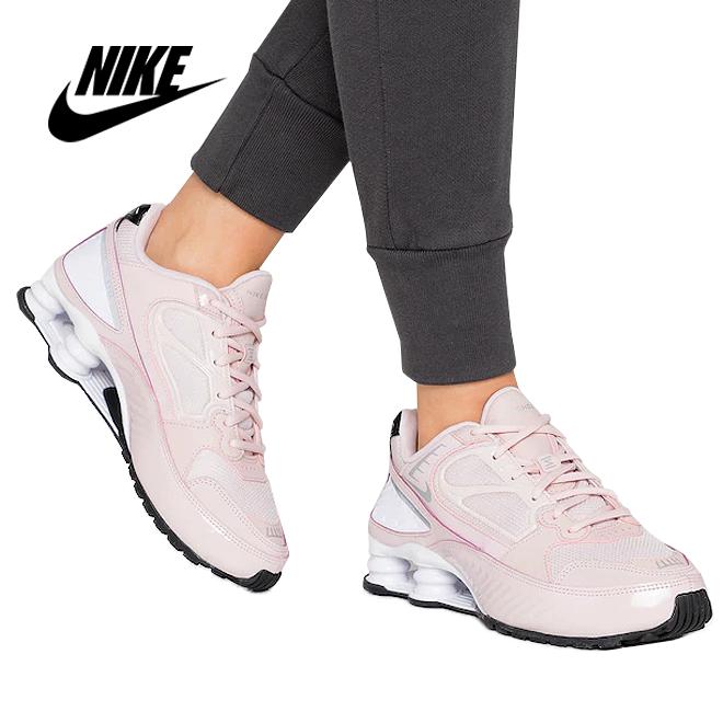 나이키 이니그마 샥스 여성 운동화 핑크