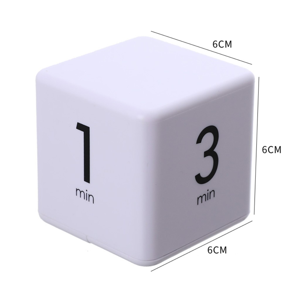 자동 큐브 타이머 중력센서, 단시간 (1/3/5/10)