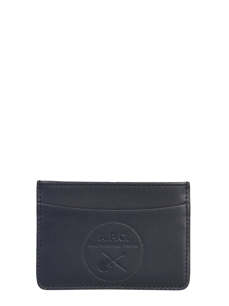 [APC]A.p.c. Card Holder With Logo SS20