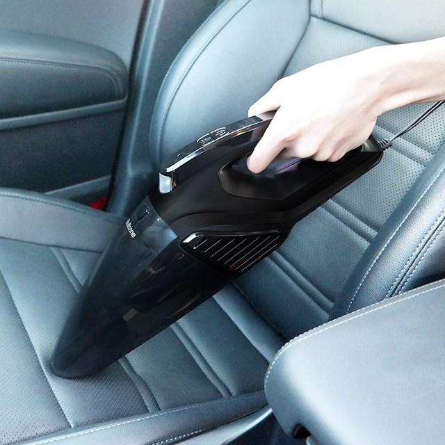 불스원 파워맥스 듀얼액션 차량용 진공 청소기, 청소기+툴3개+휴대용가방