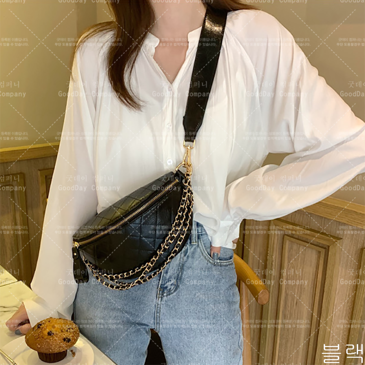 굿데이 컴퍼니 여성 패션 숄더백 크로스체인백 lDJB03