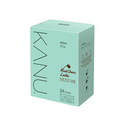 [콩콩몰] 맥심 카누 민트초코 라떼 24T 415.2g*1 신상품