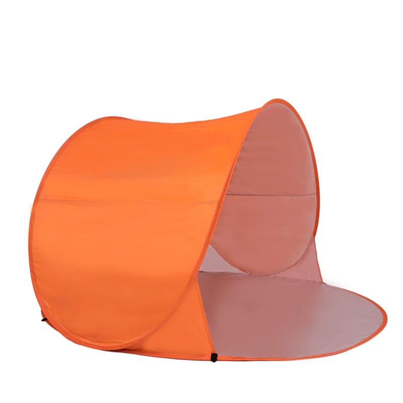 이끌림 레베카 패스트캠프 캠핑 텐트, 없음, 오렌지