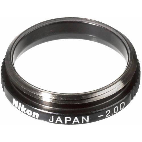 Nikon Nikon -2 Diopter for FM3A FM2 FM FE2 FE & FA, 상세내용참조