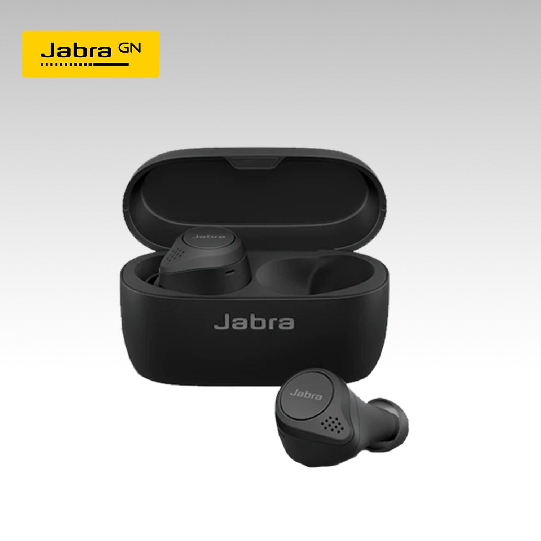 자브라 엘리트 75t 블루투스 이어폰 Jabra Elite, 티타늄