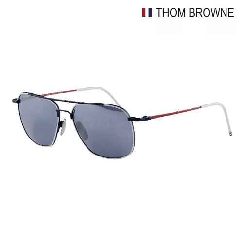 톰브라운(선글라스) [정품] 톰브라운 선글라스 TB-103-B-WHT-NVY-RED-58