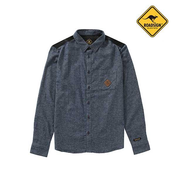 로드사인 [로드사인] P 유니 백패널 셔츠-RDSX701A_NA