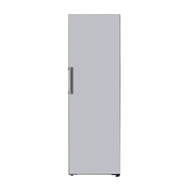 LG전자 오브제컬렉션 Z320GS 컨버터블 김치냉장고 1등급 미스트 글라스 실버, 연결안함