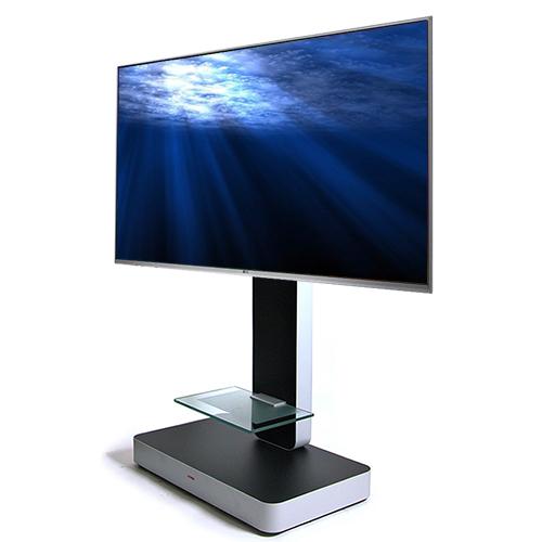 이동식 TV스탠드 (32~75인치용) PA-1200, PA-1200강화유리선반으로 교체 (POP 227005316)