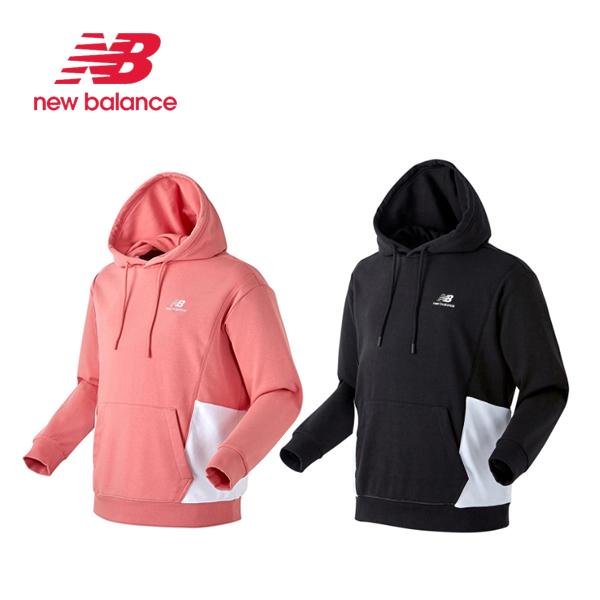 [Newbalance] UNI 컬러블럭 후드티 NBN0A13013