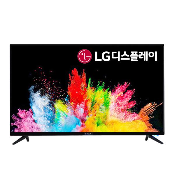 넥스 81cm(32) LED TV [LG패널 무결점] [NK32G], 자가설치, 스탠드형
