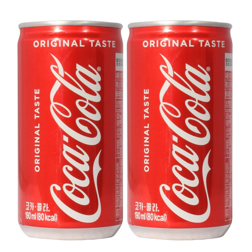 사랑주는쇼핑몰 코카콜라음료 코카콜라 190ml x 30캔