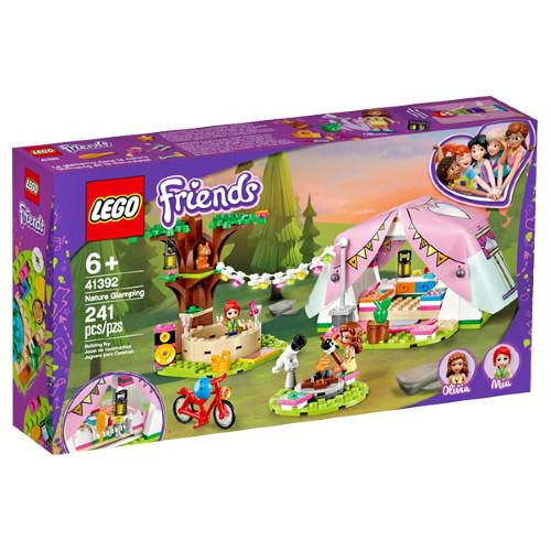 레고 레고-프렌즈 숲속 글램핑 41392, 단품없음