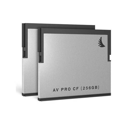 Angelbird AV Pro CF 256GB CFast 2.0 Memory Card 2 Pack AVP256CFX2, 상세내용참조