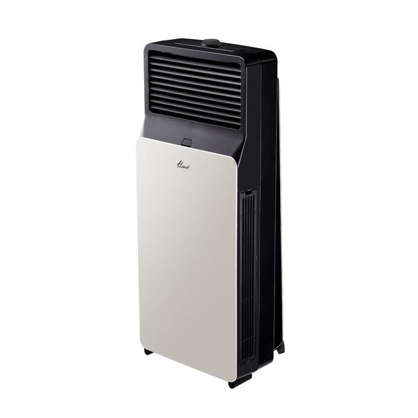 라온하우스 [한일전기] 한일 슬림형 P.T.C 전기온풍기 / 안전장치 탈착식프리필터, 608985