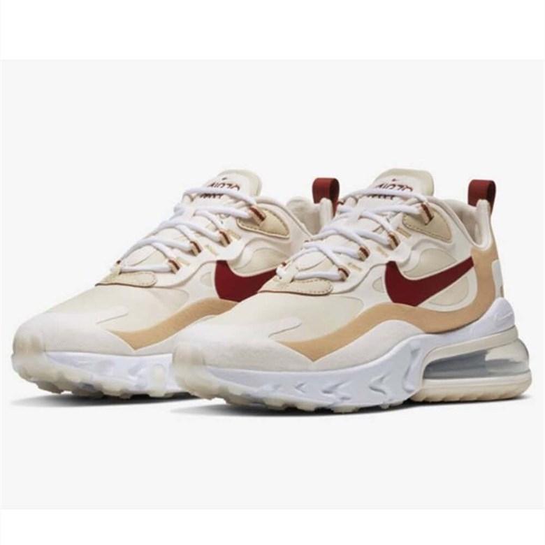 Nike 정품 나이키 에어맥스 270 리액트 팀 골드 AT6174-700