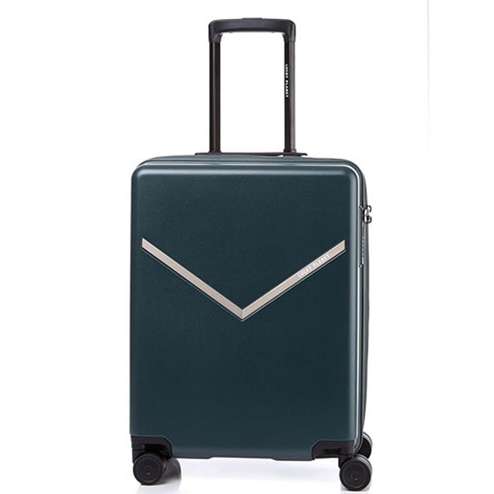 럭키플래닛 바이브 올리브그린 21인치 기내용 하드캐리어 여행가방 캐리어