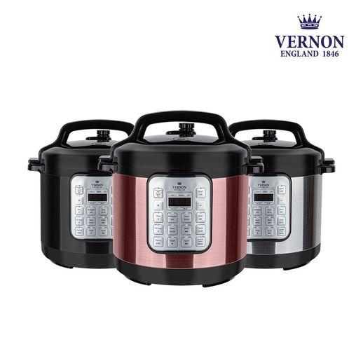 버논 베리굿 압력팟(VE-PC-6000), 블랙