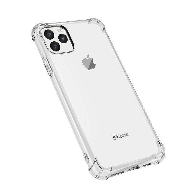 모디스 2.5mm 범퍼 휴대폰 젤리 투명 케이스(갤럭시 아이폰 LG 케이스)